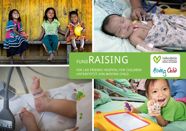 Fundraising für Lao Friends Hospital for Children in Luang Prabang