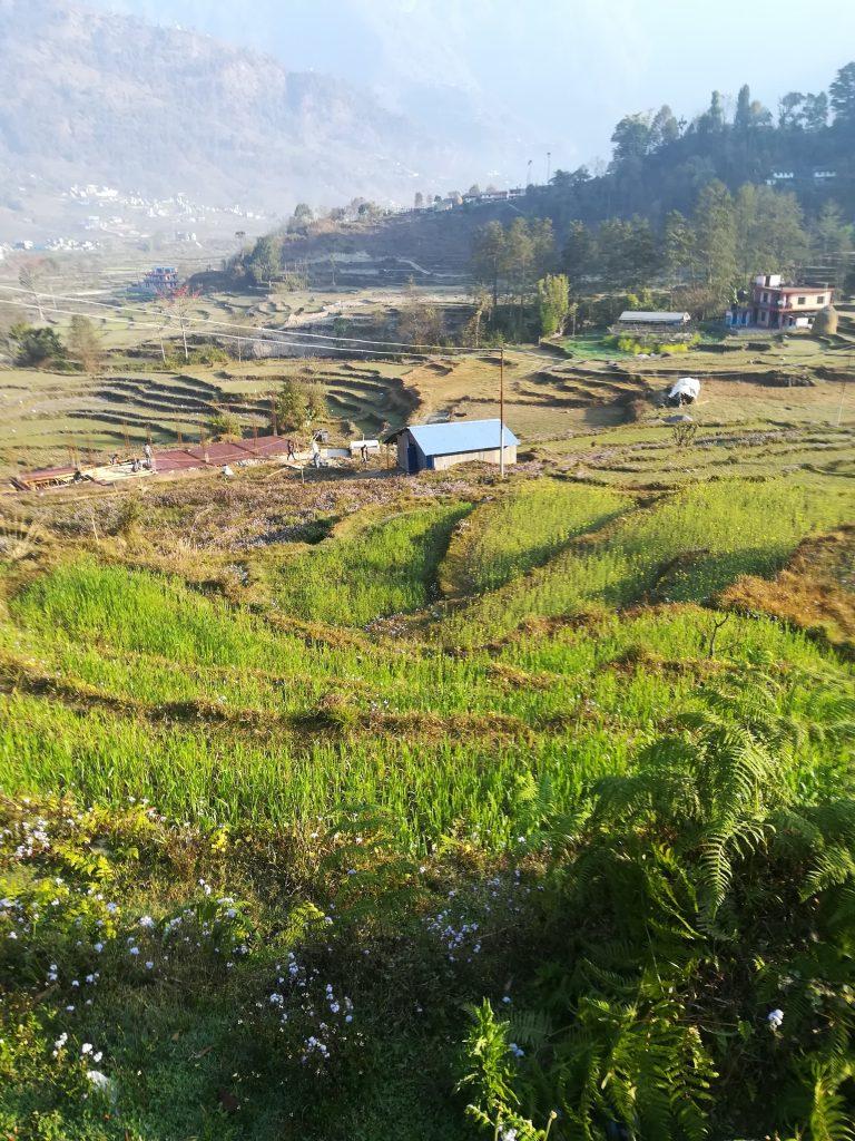 Das erdbebensichere Annapurna Kinderheim (Nepal)