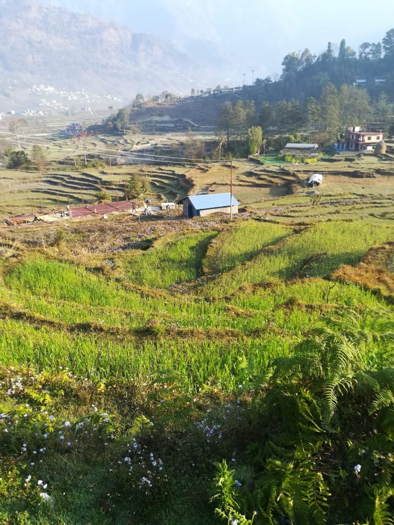 The earthquake-proof Annapurna children's home (Nepal)